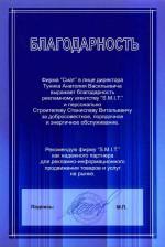 Строителев Станислав Витальевич, Станислав Строителев, тренинги, тренинги по бизнесу, бизнес-тренер, награды, благодарности